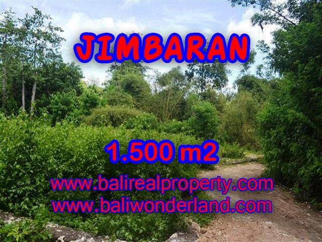 Murah ! Tanah di JIMBARAN Bali Dijual Rp 1.850.000 / m2 - TJJI069-x