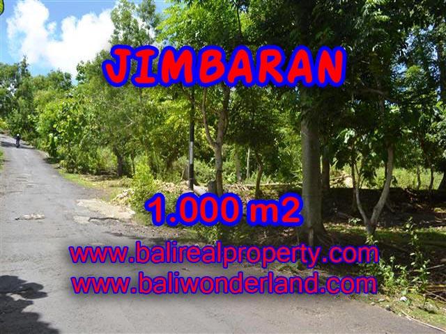 JUAL TANAH DI JIMBARAN RP 3.450.000 / M2 - TJJI070-X