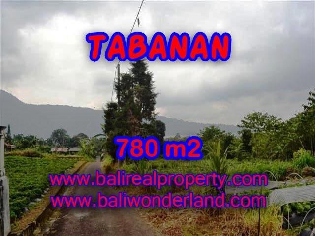 DIJUAL MURAH TANAH DI TABANAN TJTB100 - INVESTASI PROPERTY DI BALI
