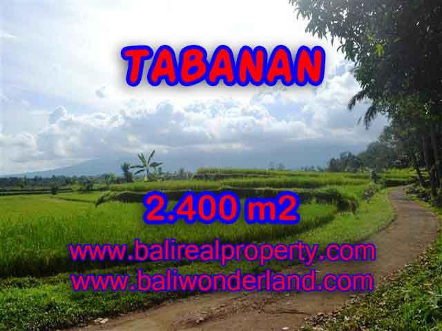JUAL TANAH DI TABANAN RP 950.000 / M2 - TJTB126