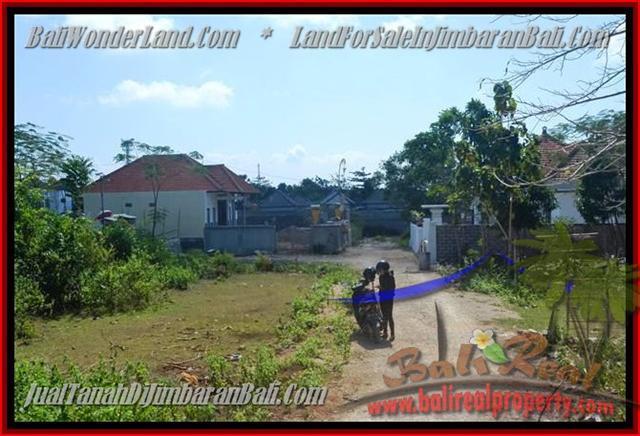 JUAL TANAH di JIMBARAN 600 m2 Lingkungan Perumahan