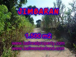 INVESTASI PROPERTY, JUAL TANAH MURAH di JIMBARAN TJJI075