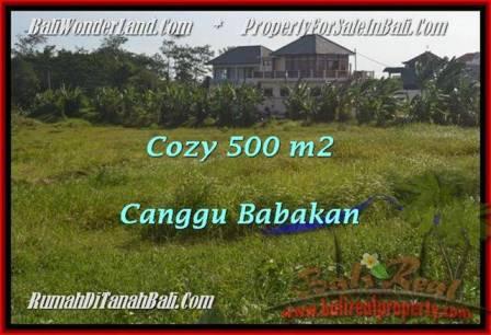 TANAH di CANGGU DIJUAL MURAH TJCG179