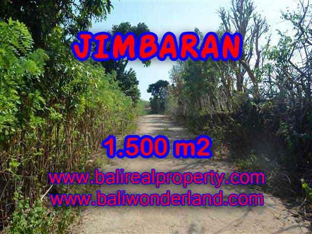 DIJUAL TANAH di JIMBARAN TJJI075