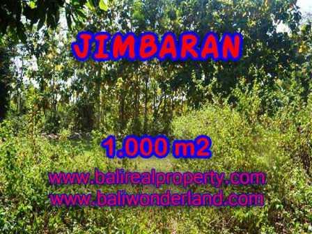 INVESTASI PROPERTI, TANAH MURAH DIJUAL di JIMBARAN BALI TJJI071