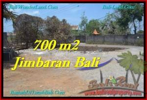 JUAL MURAH TANAH di JIMBARAN BALI 700 m2  Lingkungan Villa