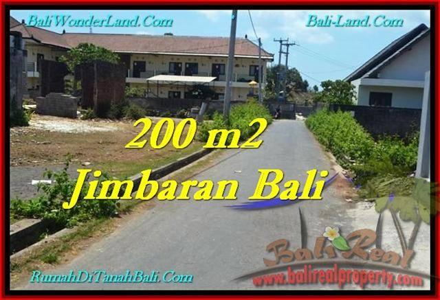 JUAL MURAH TANAH di JIMBARAN BALI Untuk INVESTASI TJJI101