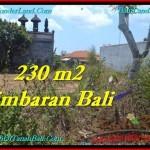 JUAL TANAH MURAH di JIMBARAN BALI 200 m2 Lingkungan Villa