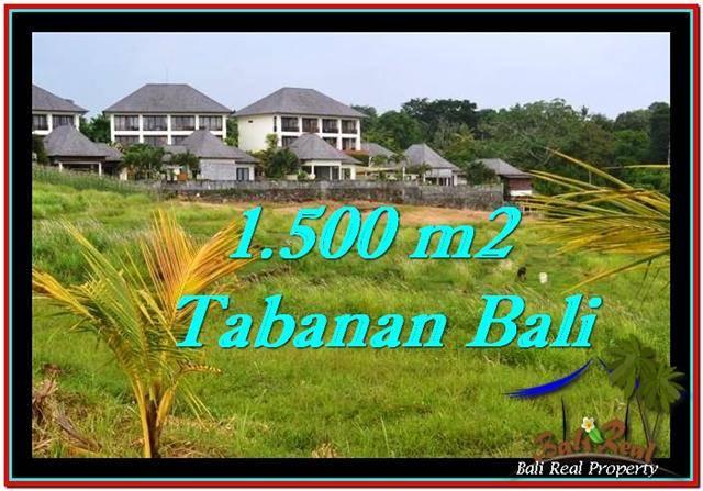 JUAL TANAH MURAH di TABANAN Untuk INVESTASI TJTB252