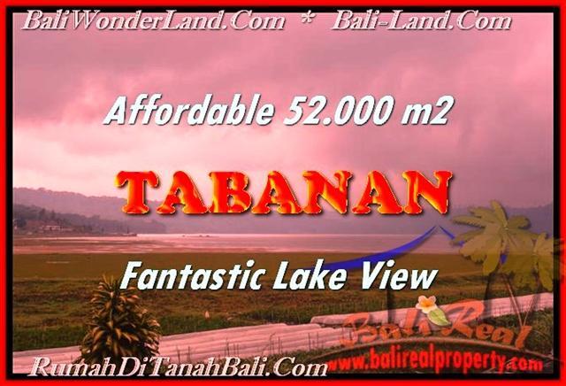 TANAH di TABANAN BALI DIJUAL MURAH 52,000 m2 di Pancasari