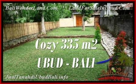 TANAH MURAH di UBUD BALI TJUB537