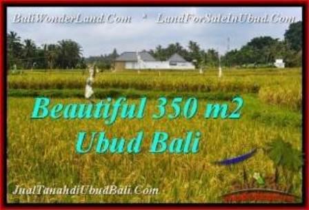 INVESTASI PROPERTY, JUAL TANAH MURAH di UBUD BALI TJUB540