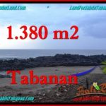 JUAL TANAH MURAH di TABANAN Untuk INVESTASI TJTB270