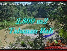 INVESTASI PROPERTY, TANAH di TABANAN BALI DIJUAL MURAH TJTB276