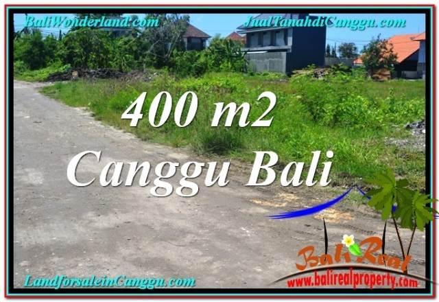 JUAL MURAH TANAH di CANGGU BALI TJCG202
