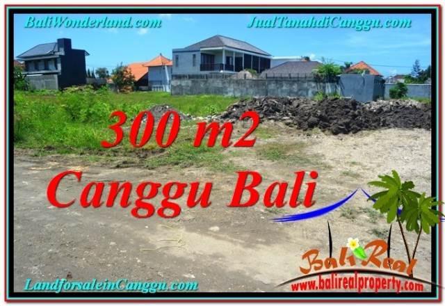 JUAL MURAH TANAH di CANGGU 3 Are Lingkungan villa & Hotel