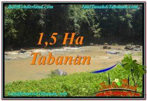 INVESTASI PROPERTY, JUAL TANAH MURAH di TABANAN BALI TJTB304
