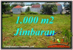 DIJUAL TANAH MURAH di JIMBARAN BALI TJJI108