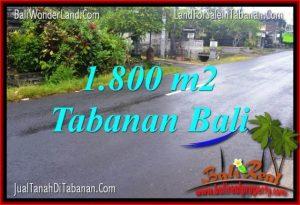 INVESTASI PROPERTI, DIJUAL TANAH di TABANAN TJTB321