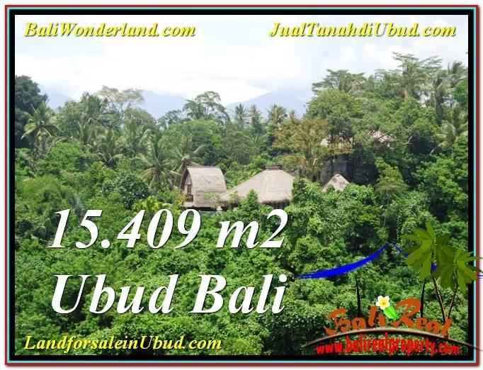 TANAH DIJUAL MURAH di UBUD BALI Untuk INVESTASI TJUB568