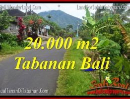 DIJUAL TANAH MURAH di TABANAN BALI TJTB315