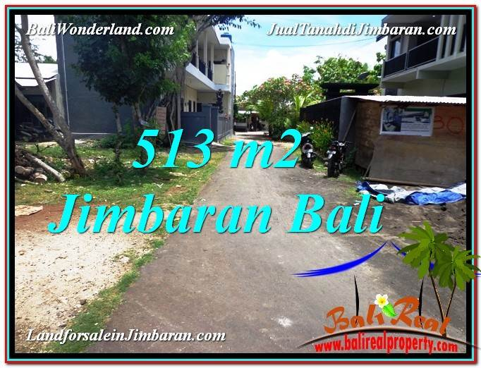INVESTASI PROPERTI, TANAH DIJUAL di JIMBARAN BALI TJJI105