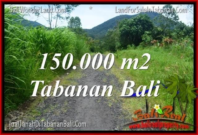 INVESTASI PROPERTI, DIJUAL TANAH MURAH di TABANAN BALI TJTB318