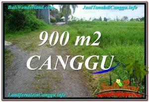 DIJUAL TANAH MURAH di CANGGU BALI 9 Are di Canggu Batu Bolong