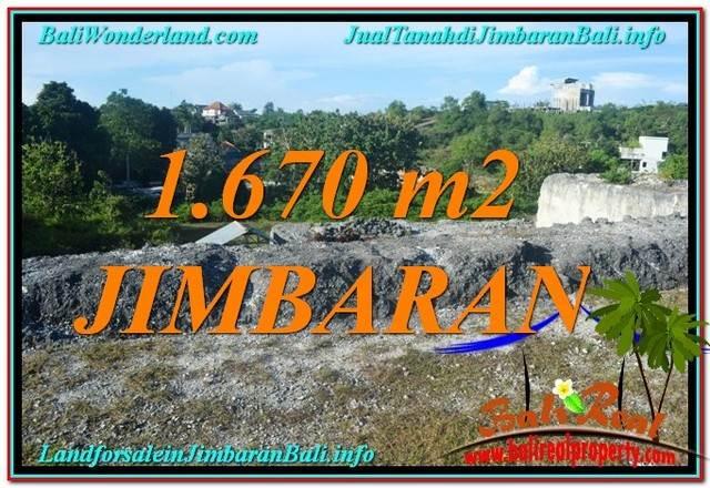 JUAL TANAH MURAH di JIMBARAN BALI 16.7 Are Lingkungan Villa