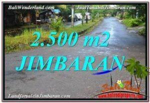 TANAH MURAH di JIMBARAN 25 Are di Jimbaran Ungasan