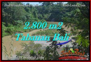 TANAH di TABANAN BALI DIJUAL MURAH 2,800 m2 di Tabanan Selemadeg