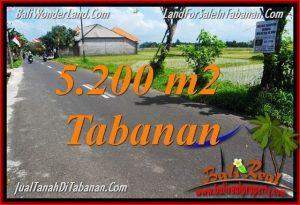 DIJUAL TANAH di TABANAN Untuk INVESTASI TJTB351