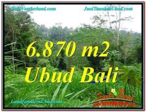 TANAH DIJUAL MURAH di UBUD BALI 69 Are di Ubud Tampak Siring