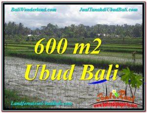 INVESTASI PROPERTY, JUAL TANAH MURAH di UBUD TJUB607