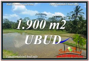 DIJUAL TANAH di UBUD TJUB629