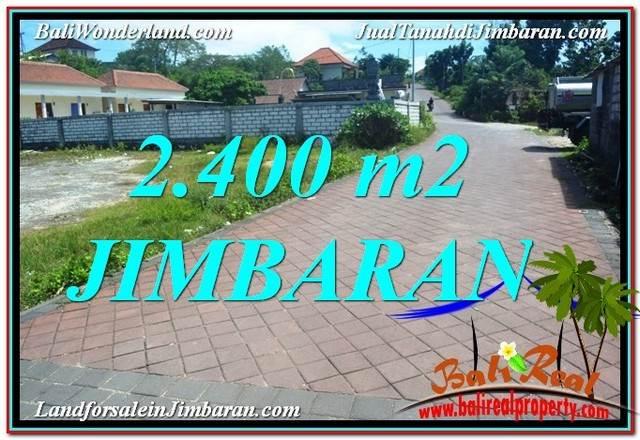 TANAH DIJUAL di JIMBARAN 24 Are Lingkungan Villa
