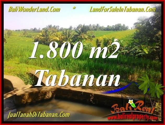 DIJUAL MURAH TANAH di TABANAN TJTB338