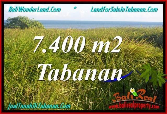 DIJUAL MURAH TANAH di TABANAN BALI Untuk INVESTASI TJTB341