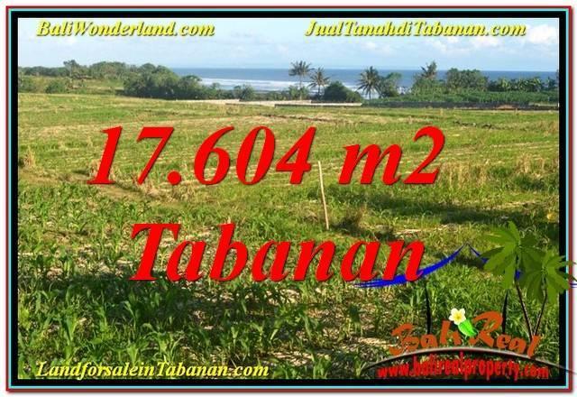 TANAH MURAH DIJUAL di TABANAN 17,604 m2 di Tabanan Kerambitan