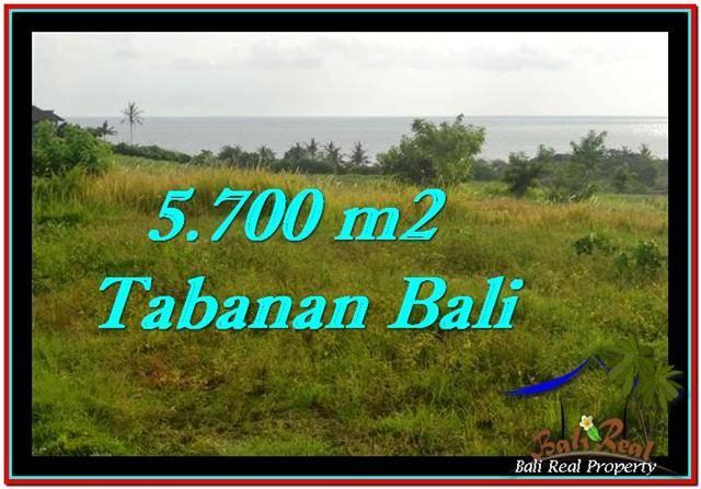 DIJUAL MURAH TANAH di TABANAN BALI 57 Are di Tabanan Selemadeg