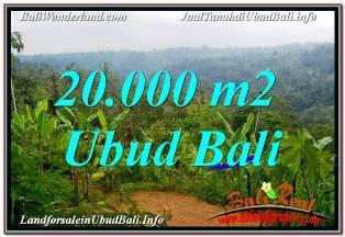 TANAH di UBUD BALI DIJUAL TJUB678
