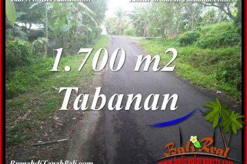TANAH di TABANAN BALI DIJUAL TJTB385