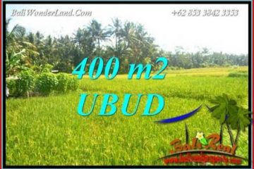 Tanah Murah Dijual di Ubud Untuk Investasi TJUB711
