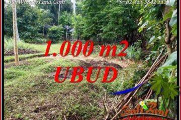 Investasi Property, jual Tanah di Ubud TJUB712