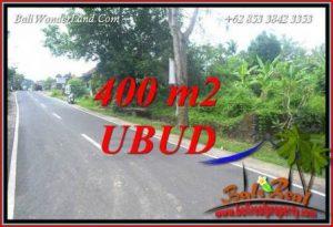 Tanah Dijual di Ubud 4 Are View Lingkungan Villa