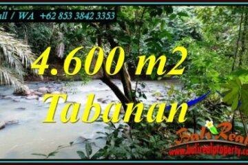 DIJUAL MURAH TANAH di TABANAN BALI 46 Are di MEGATI